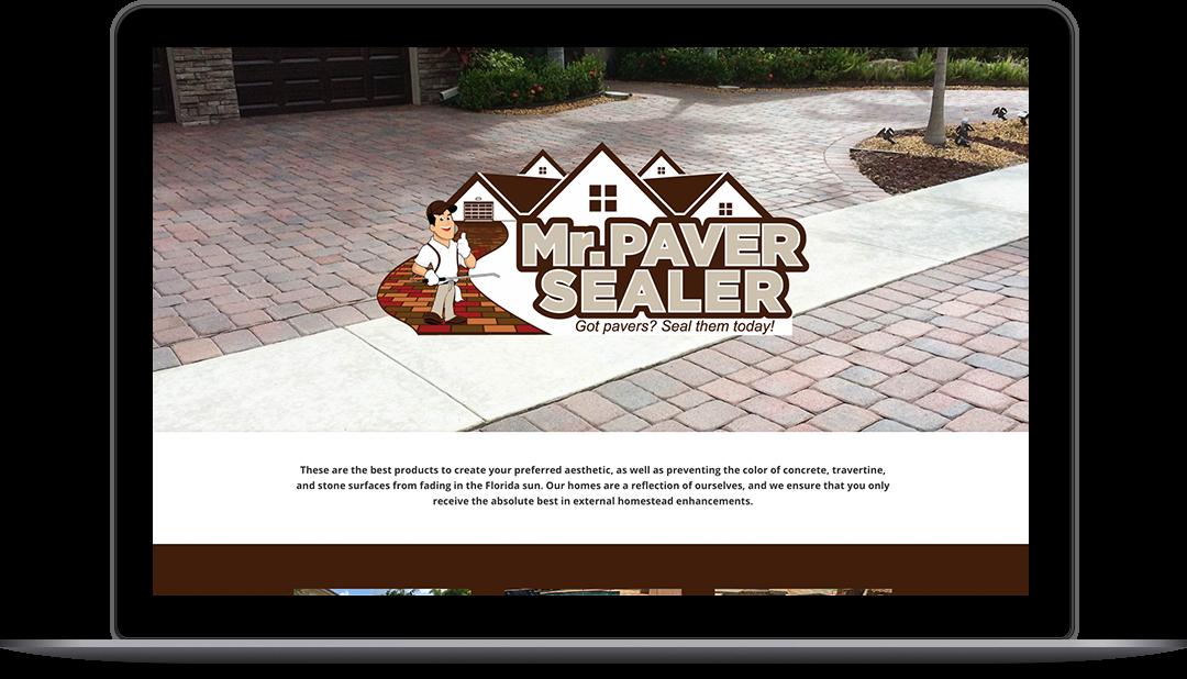 Mr. Paver Sealer